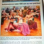 Buikdanslessen in Deventer en buikdanseressen optredens (1)