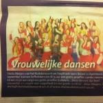 Buikdanslessen in Deventer en buikdanseressen optredens (4)