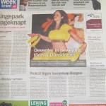 buikdanseres boeken in Gelderland en Overijssel (1)