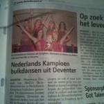 buikdanseres boeken in Gelderland en Overijssel (11)