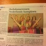 buikdanseres boeken in Gelderland en Overijssel (12)