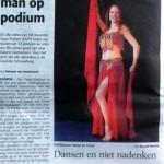 buikdanseres boeken in Gelderland en Overijssel (18)