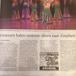 buikdanseres boeken in Gelderland en Overijssel (7)