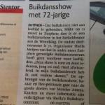 buikdanseres boeken in Gelderland en Overijssel (8)